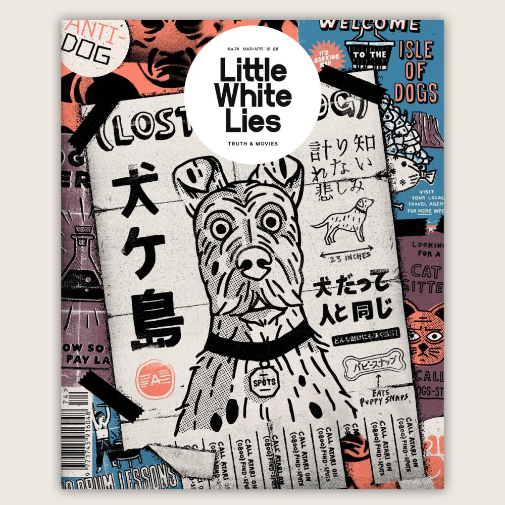 Little White Lies #74: Isle of Dogs