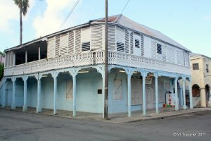 Apothecary Hall, Frederiksted
