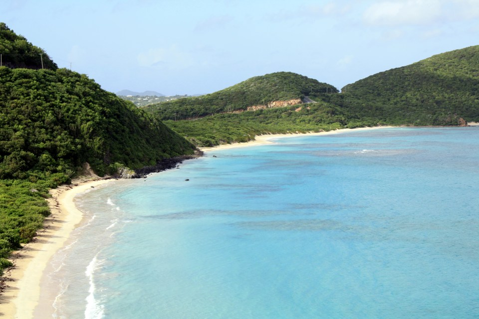 Savannah Bay, Virgin Gorda