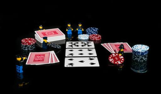 カードの数字の数え方を知ろう