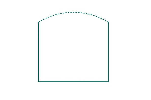 vitrerie-forme-cintré