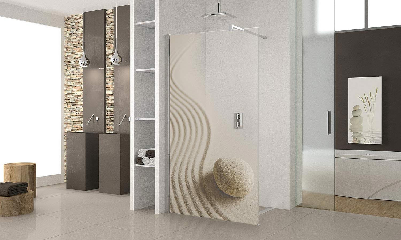 Fabrication et installation d'une paroi de douche à Bruxelles et dans ses alentours