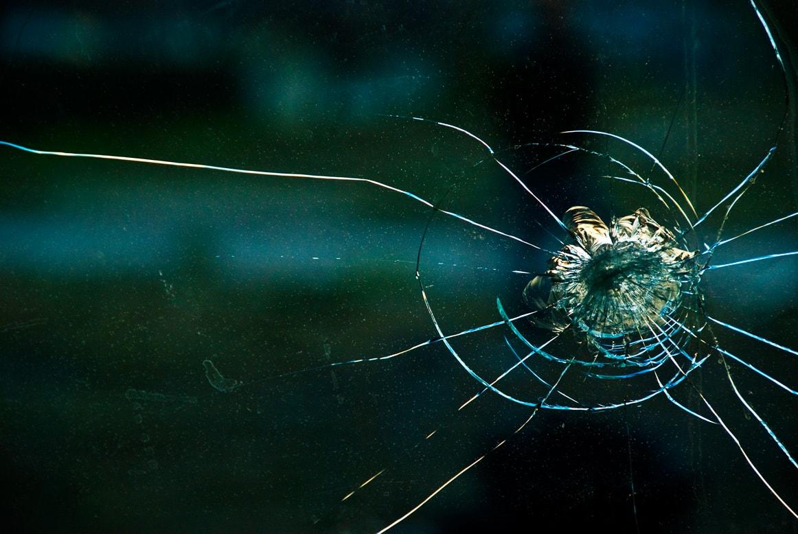 Remplacement de vitrine suite à une casse