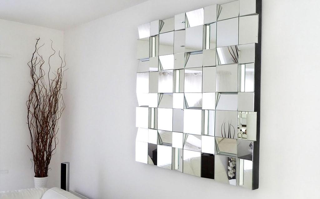 Les miroirs sur mesure, de la découpe à la pose par Vitraco