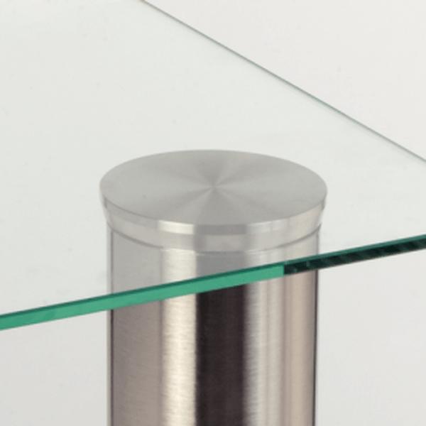 decouvrez fixation verre sur palette