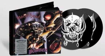 """Motörhead: saldrá edición de lujo de """"Bomber"""" y """"Overkill"""""""