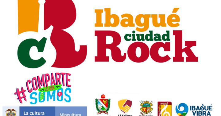 Abierta convocatoria local para el Festival Ibagué Ciudad Rock edición XIX,  hasta el 31 de agosto de 2020