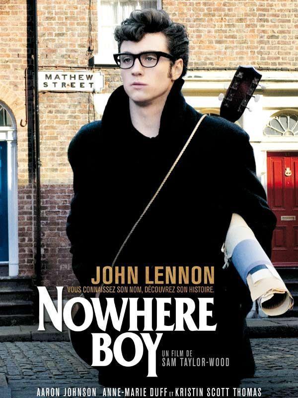 Nowhere_Boy-pelicula vitrina rock