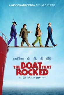 The Boat that Rocked pelicula vitrina rock