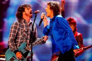 """Mick Jagger y Dave Ghrol publican """"Eazy Sleazy"""", sobre la pandemia"""