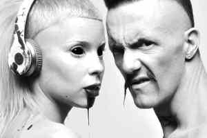 El dúo sudafricano DIE ANTWOORD es expulsado de festival en Londres por petición de otros artistas