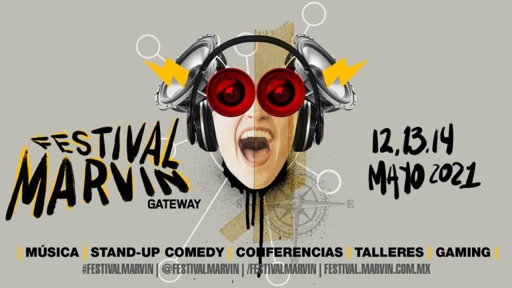Festival Marvin Gateway Line Up mayo 2021