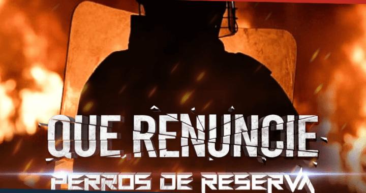 PERROS DE RESERVA se une a las voces de la denuncia con su nuevo sencillo