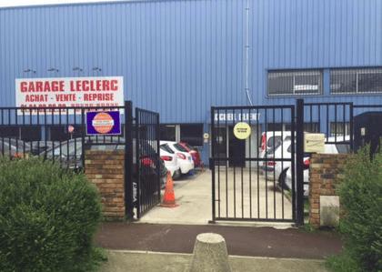 garage leclerc voiture occasion saint