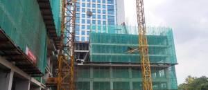 Tiến độ dự án HongKong Tower