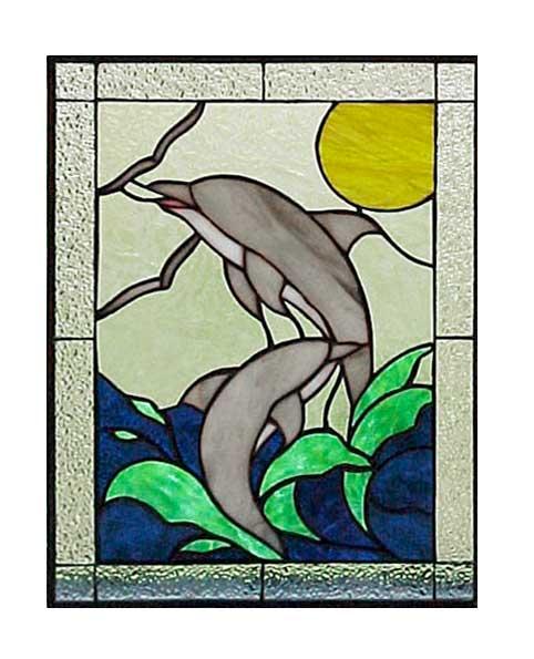βιτρώ δελφινια