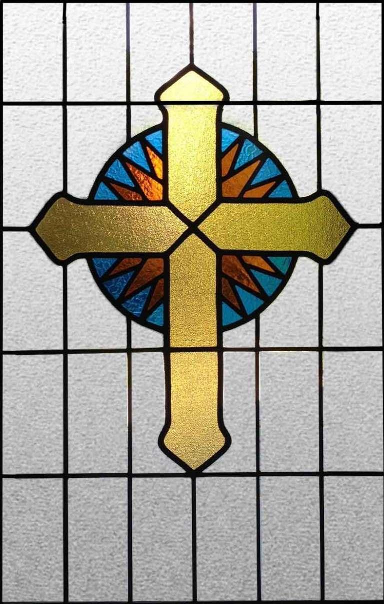 βιτρο σταυρος