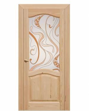 ξύλινη παραδοσιακή πόρτα