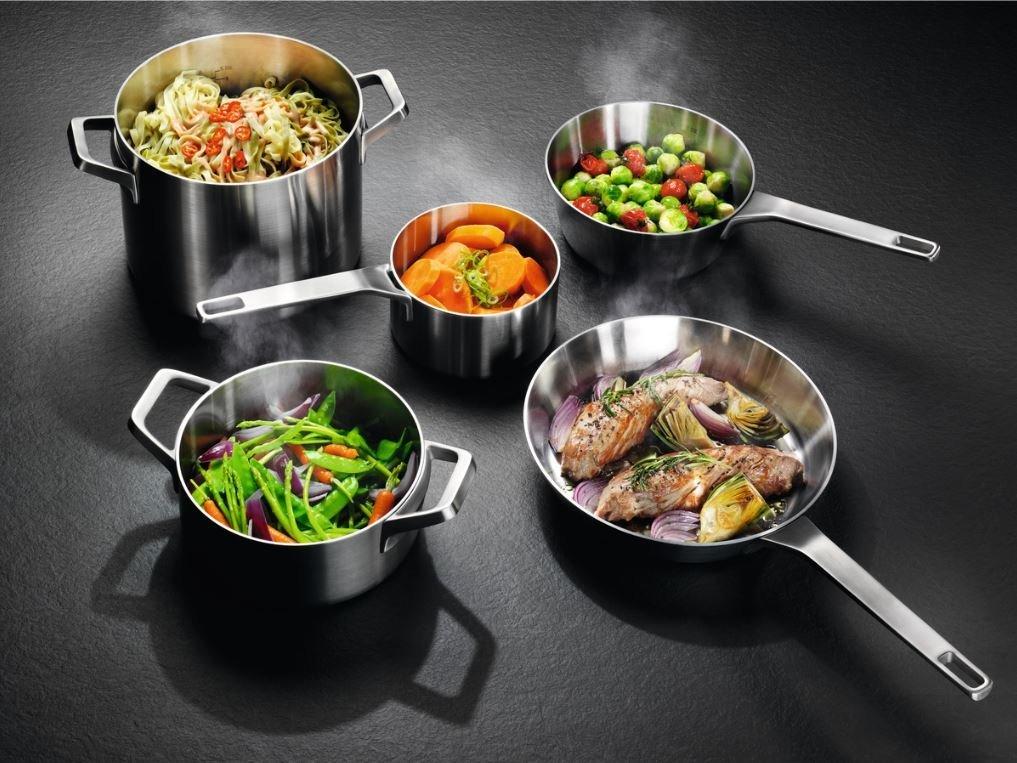 Conoce los beneficios de cocinar con Induccin para la salud