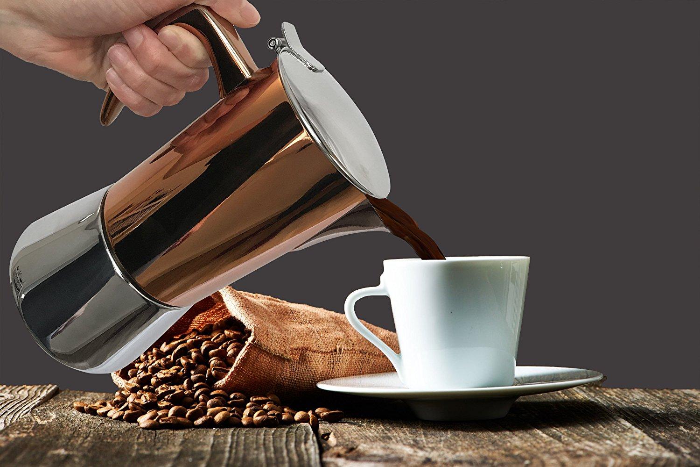 Espresso Bonvivo Intenca  La mejor cafetera italiana de
