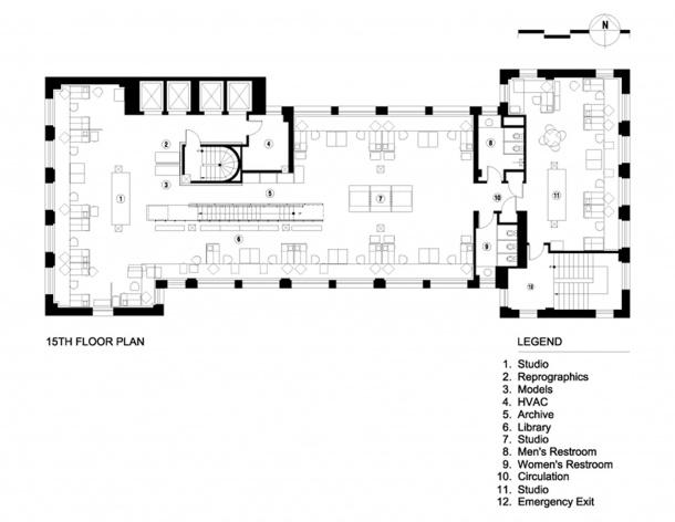 projetos 039.01 Prêmio: Merritt+Pardini Headquarters
