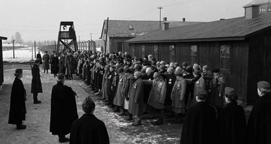 Resultado de imagem para cena do filme a lista de schindler Auschwitz