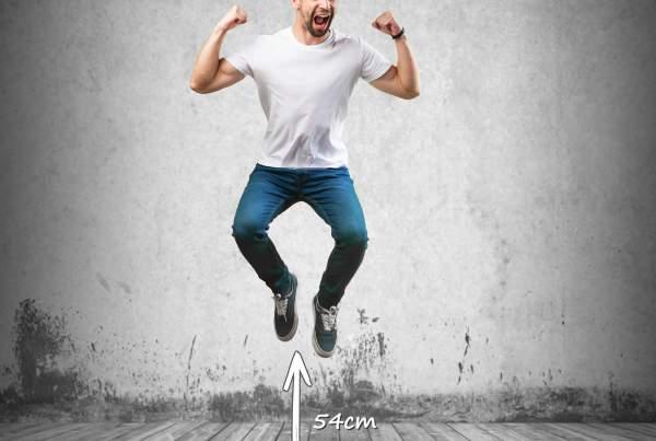 Jump detection - Kinect & Vitruvius