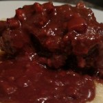 Braised Short Ribs with Creamy Polenta….New Family Favorite!