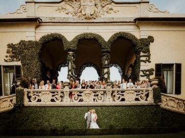 Wedding photographer villa Balbianello