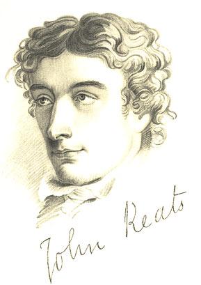 Risultati immagini per john keats