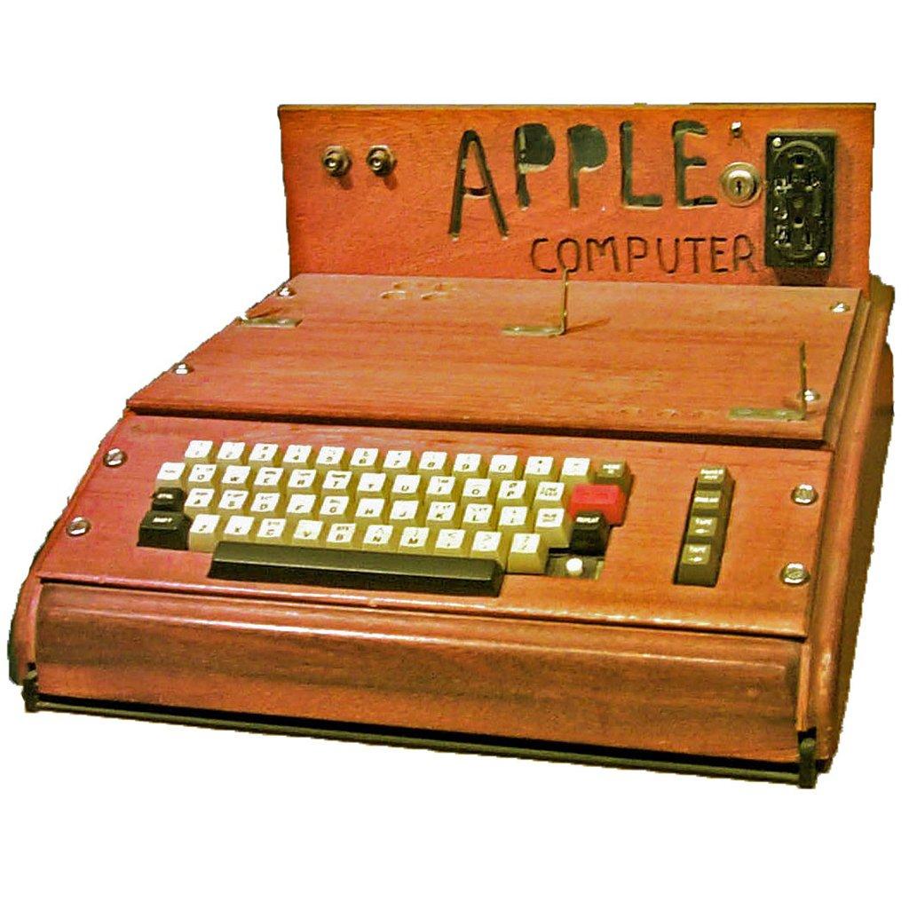 (1976) Apple I