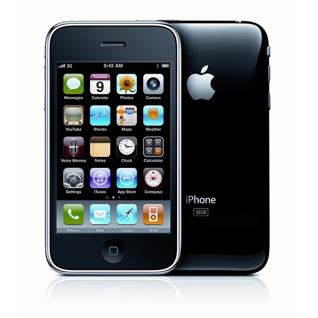 (2009) iPhone 3GS