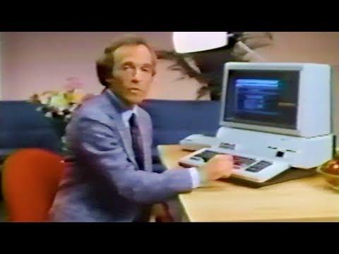 Apple III featuring Dick Cavett – Easy (1981)