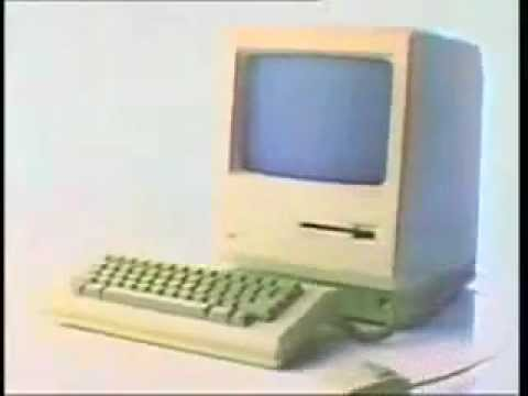Apple Macintosh – Computer for the Rest of Us 2 (1984)