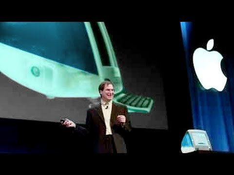 Steve Jobs introduces the Original iMac – Apple Special Event (1998)