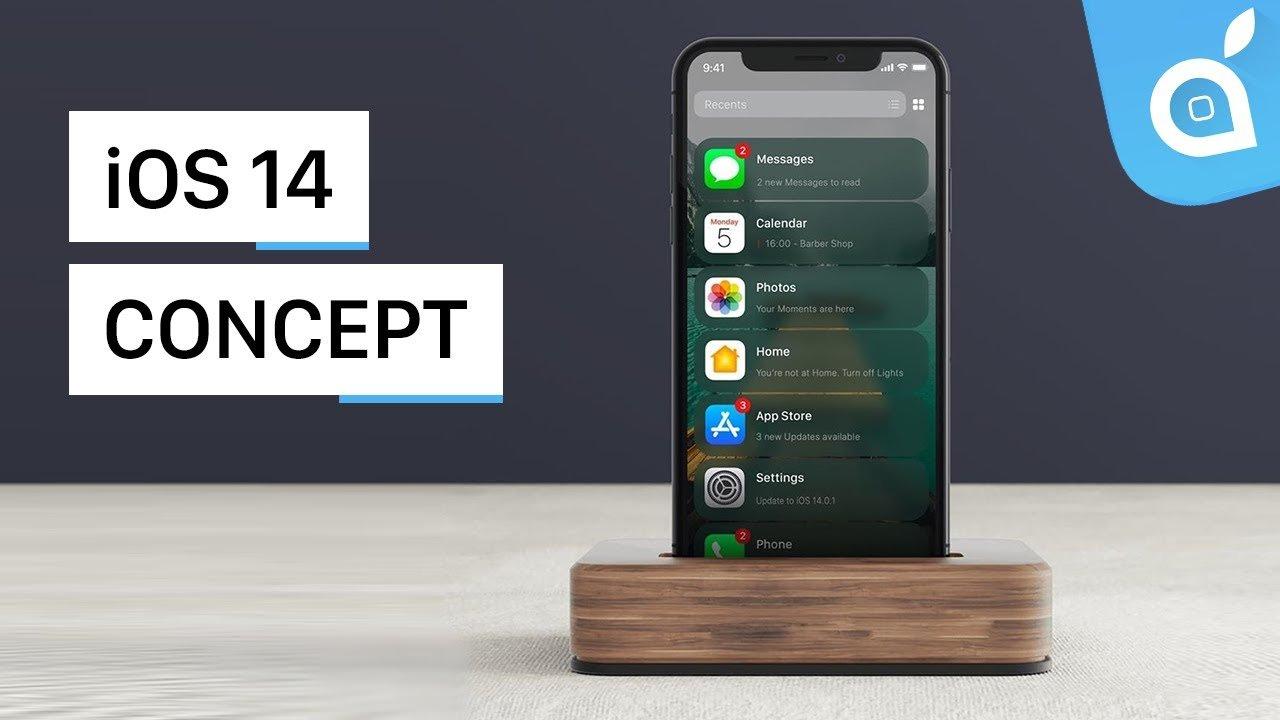 iOS 14: Il nostro concept funzionante in un video