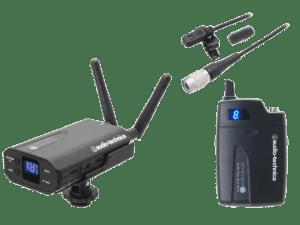 レンタル デジタルワイヤレス タイピンマイク