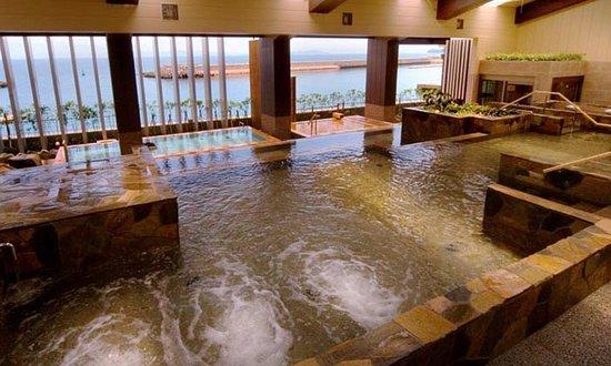Awaji Island hot spring