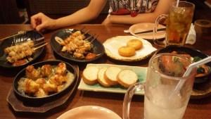 Kansai Izakaya Foods