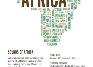 sounds of Africa 2