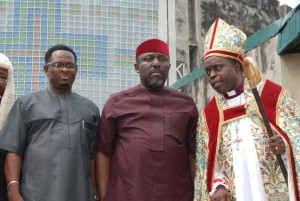 Gov-Rochas-Okorocha-with-Dep-Gov-Jude-Agbaso-and-Rt-Rev-Cyril-Okorocha-Ang-Bishop-of-Owerro-after-Church-Service-at-CATOL-300x201