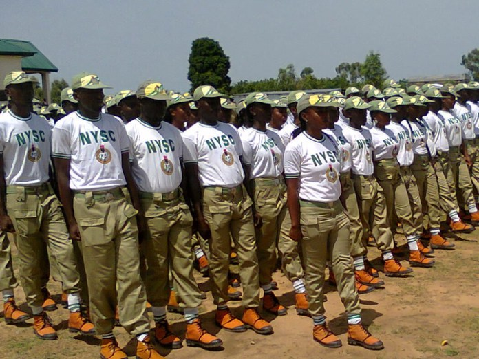NYSC passing out ceremony