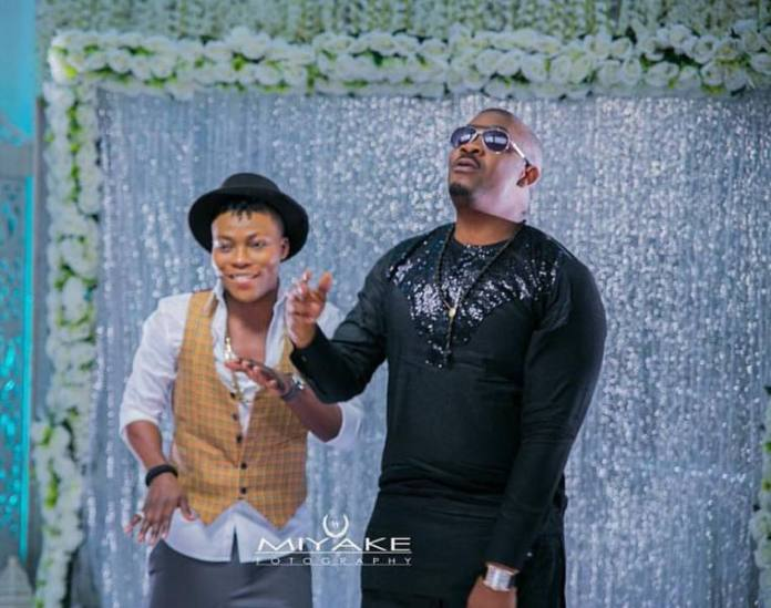 Reekado and Don Jazzy