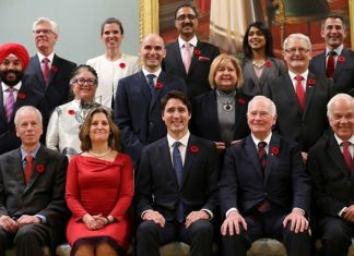 Cabinet at Canada