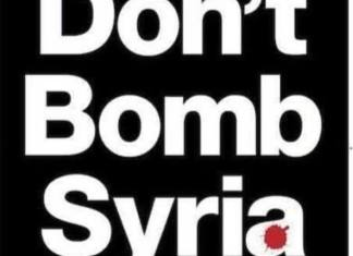 Don't Bomb Syria - Britain decides