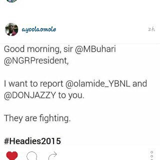 Olamide Don Jazzy Twitter Beef -2