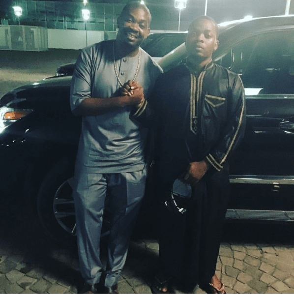 Olamide Don Jazzy apology