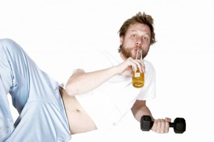 working-out-to-drink