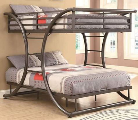 Locally made bed from Aba