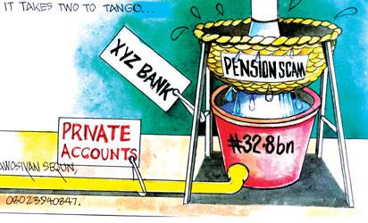 Nellie Mayshak and Nigerian Pensions Scam